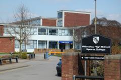 Wilmslow High School closes due to power cut