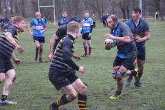 Rugby: Wolves snatch a win at Northwich