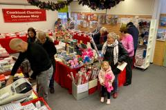 Charity Christmas card shop pops up in new location