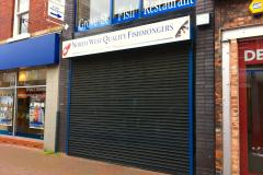 Grove Street fishmongers closes after 7 months