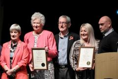 Wilmslow In Bloom adds a sixth Gold