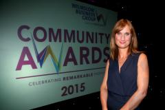 Local heroes celebrated at inaugural Community Awards ceremony
