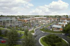 Handforth shopping park set to get a lot bigger