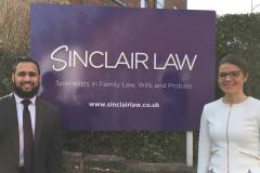 Sinclair Law expands their will writing team