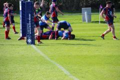 Rugby: Wolves remain in the race for second