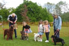 Popular dog show returns to The Carrs