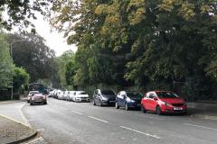 Survey of parking problems in Wilmslow gets underway