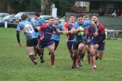 Rugby: Wolves defeat Blackburn with second half comeback