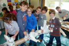 Arts Week success at Gorsey Bank