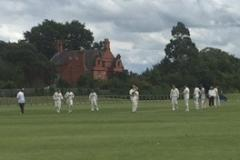 Cricket: Squirrels secure comfortable win at Chester