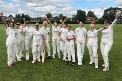Cricket: Lindow Ladies start with a win
