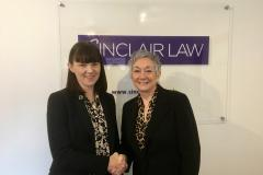 Local family law specialists Sinclair Law go from strength to strength