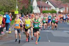 Over 4000 take part in Wilmslow's first running festival