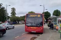 Funding to help save local bus service