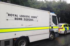 Controlled explosion to be carried out in Wilmslow