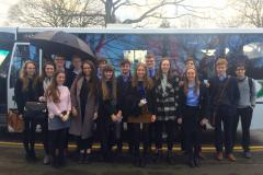 Wilmslow students aim high