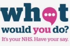 Have your say on how the NHS should change in Eastern Cheshire