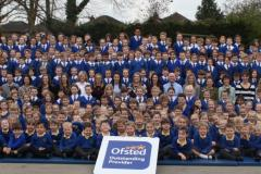 Ashdene Primary School is officially 'Outstanding'