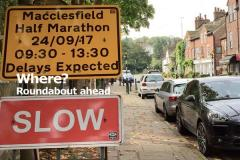 Reader's Letter: Macclesfield marathon organisation (or lack of)