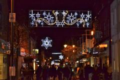 New lights to illuminate town centre this Christmas