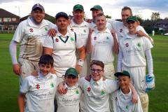 Cricket: Lindow 3s crowned league champions