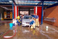 Firefighters set to foam up for re-scheduled charity car wash