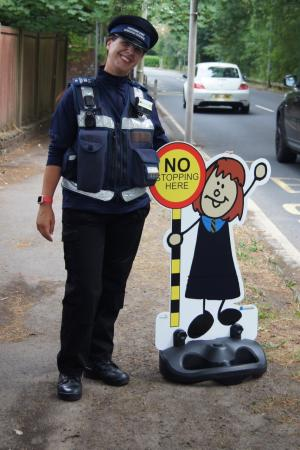 Safer Parking Around Schools Gorsey Bank Emily