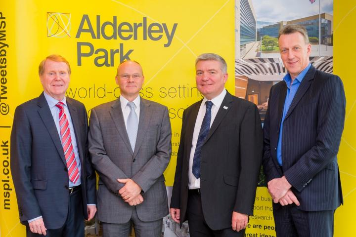 Launch of Alderley Park EZ
