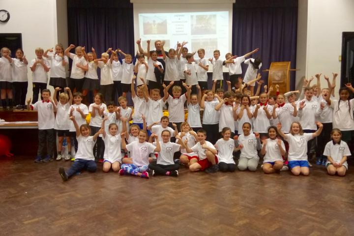 Primary School Games Makers group