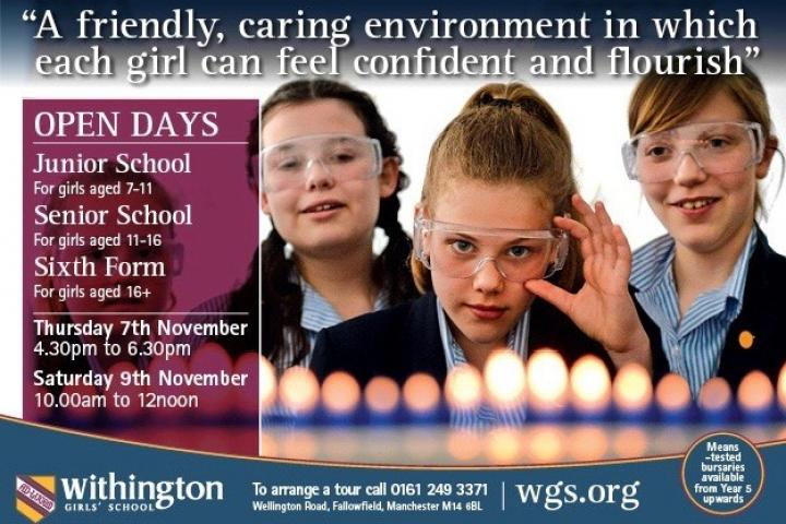 WGS -OpenDay