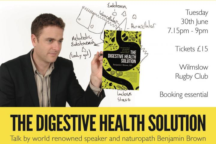 Ben Brown Digestion event - 30th June 2015