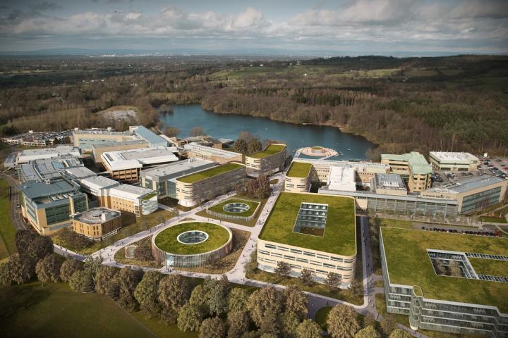 alderley park unveiled as part of new enterprise zone