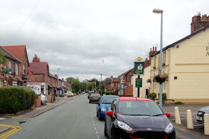 Community group calls for safer streets in Wilmslow