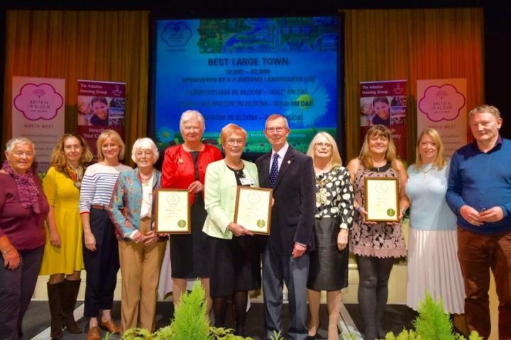 In Bloom Awards Ceremony 2016