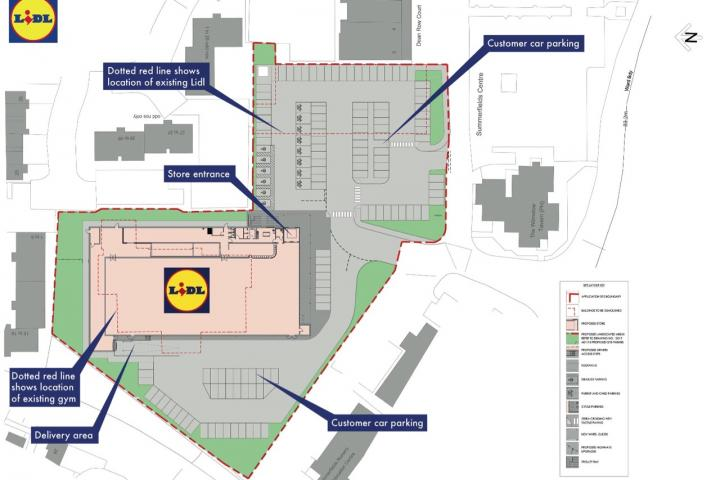 Lidl confirm plans for 50% larger 'more modern store'