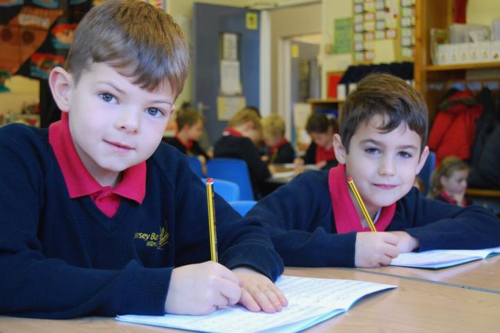 Wilmslow primary in top 4% nationally