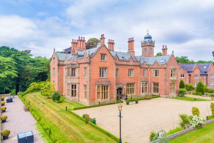 Norcliffe Hall in styal
