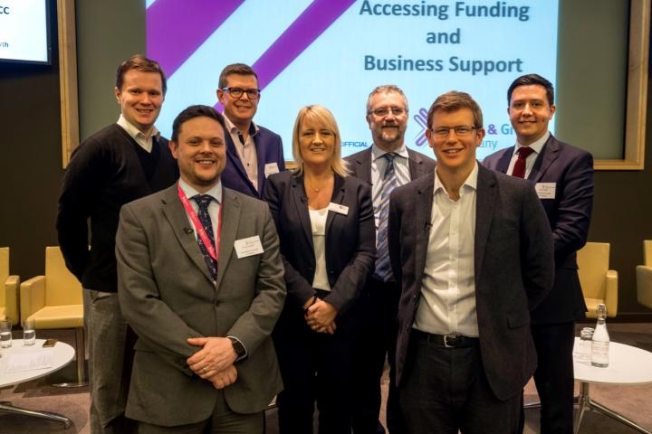 Access2Finance event