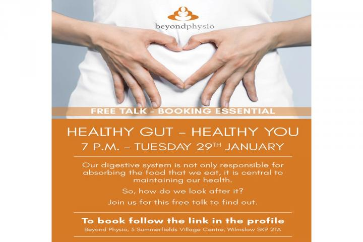 Gut Health Lead image