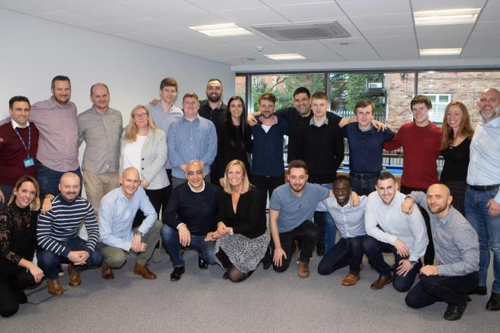 The Zest4 team expand into more Orbit space in Wilmslow