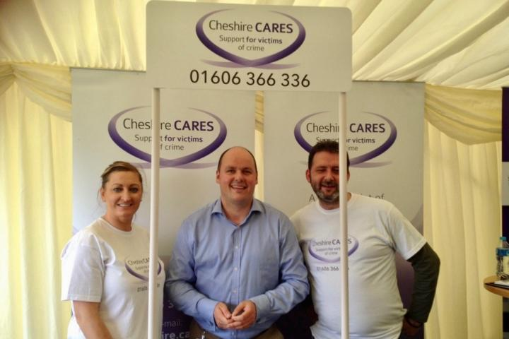 PCC with Cheshire Cares