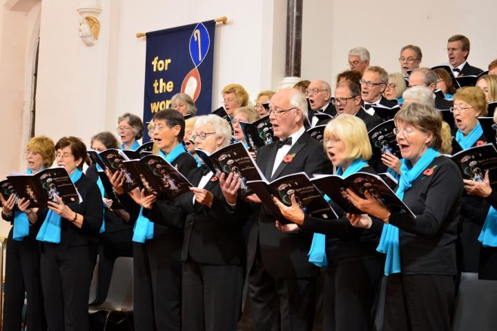 Lindow Singers Photo 10 Nov 2013