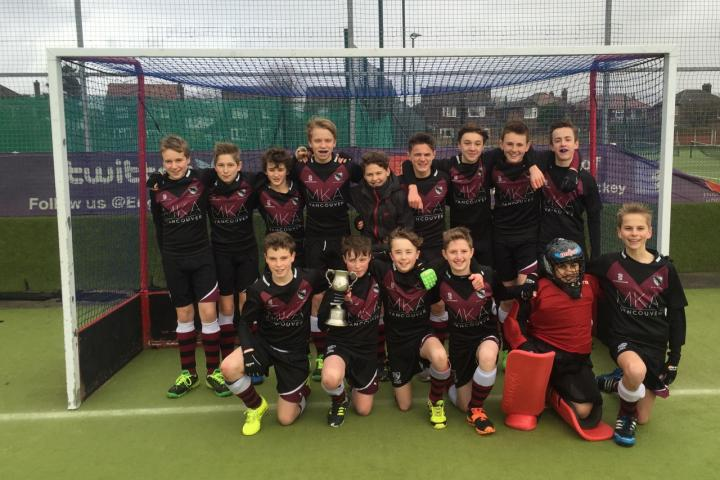 U14 Cheshire Cup Final Hockey